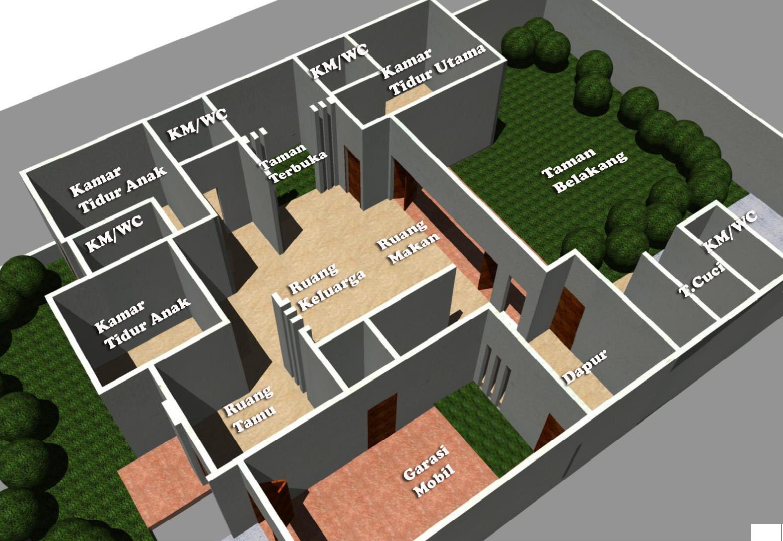 rumah tipe 100 200 m2 aguscwid